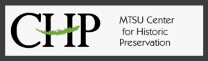 mtsu center for historic preservation logo